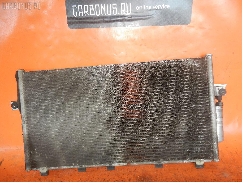 Радиатор кондиционера NISSAN CEFIRO A33 VQ20DE. Фото 2