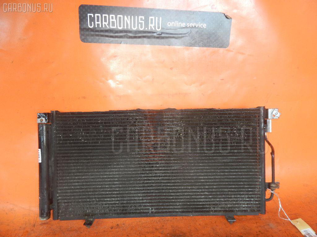 Радиатор кондиционера SUBARU LEGACY WAGON BH5 EJ20. Фото 11