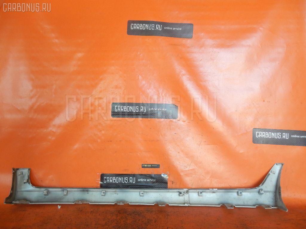 Порог кузова пластиковый ( обвес ) NISSAN CUBE Z10. Фото 7