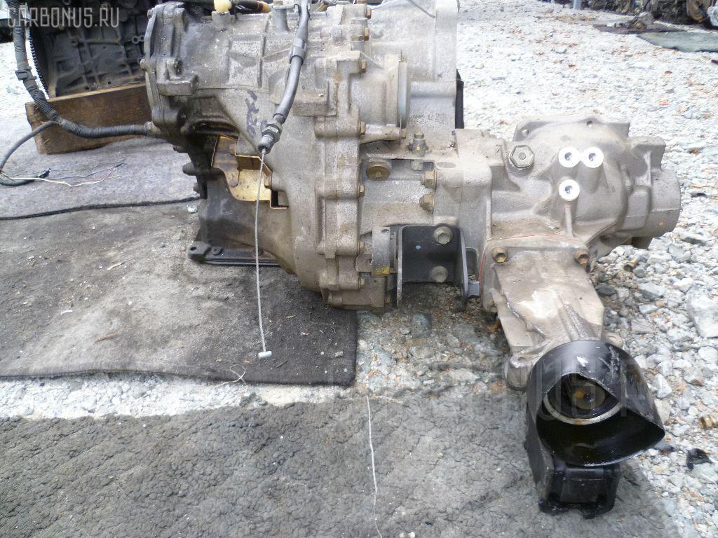 КПП автоматическая TOYOTA CALDINA ST215G 3S-GE Фото 3
