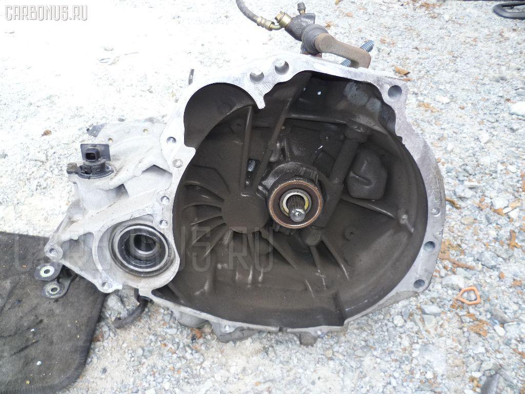 КПП механическая NISSAN SUNNY FB15 QG15DE. Фото 6