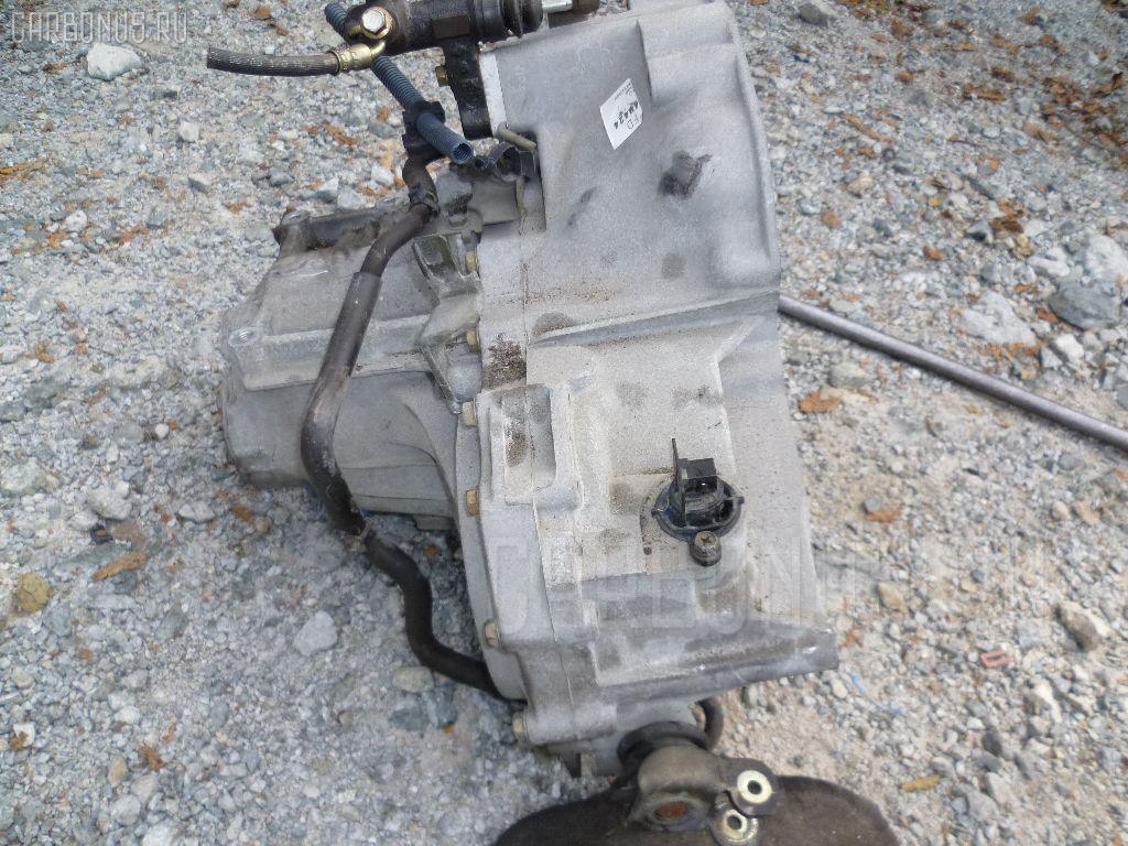 КПП механическая NISSAN SUNNY FB15 QG15DE. Фото 7