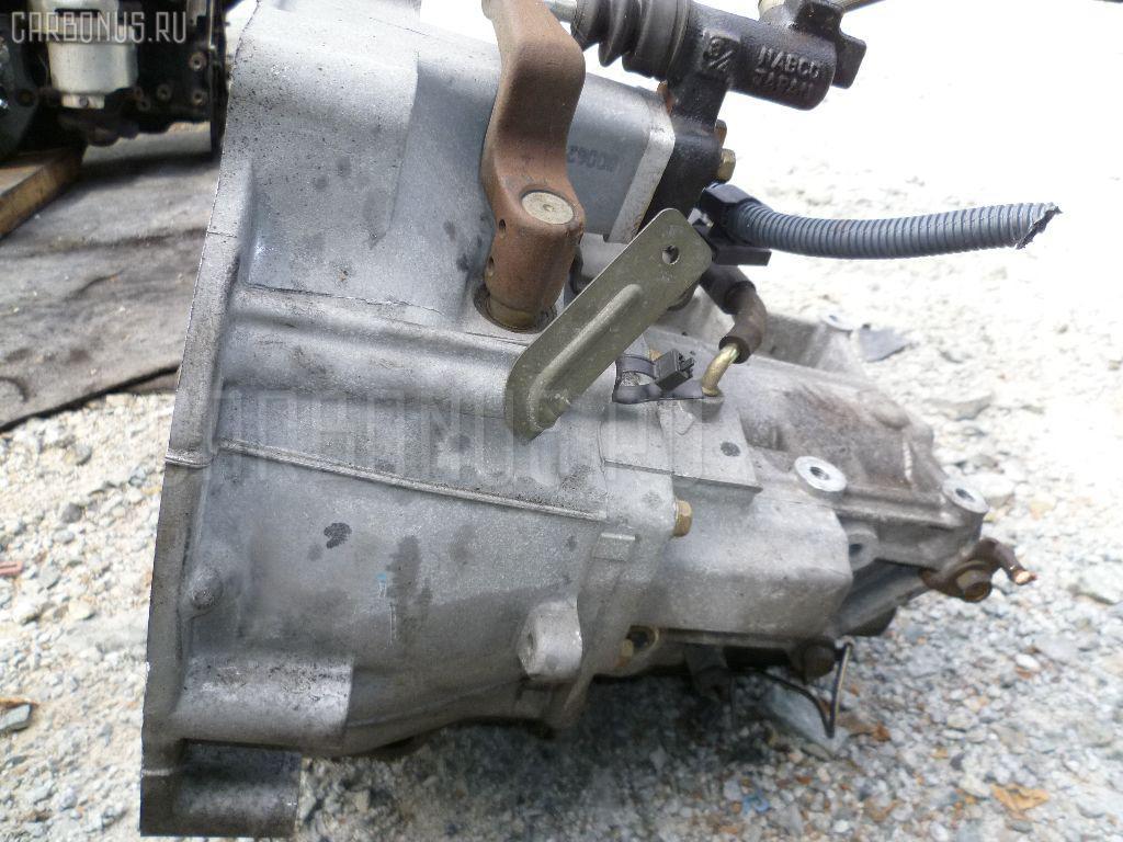 КПП механическая NISSAN SUNNY FB15 QG15DE. Фото 9