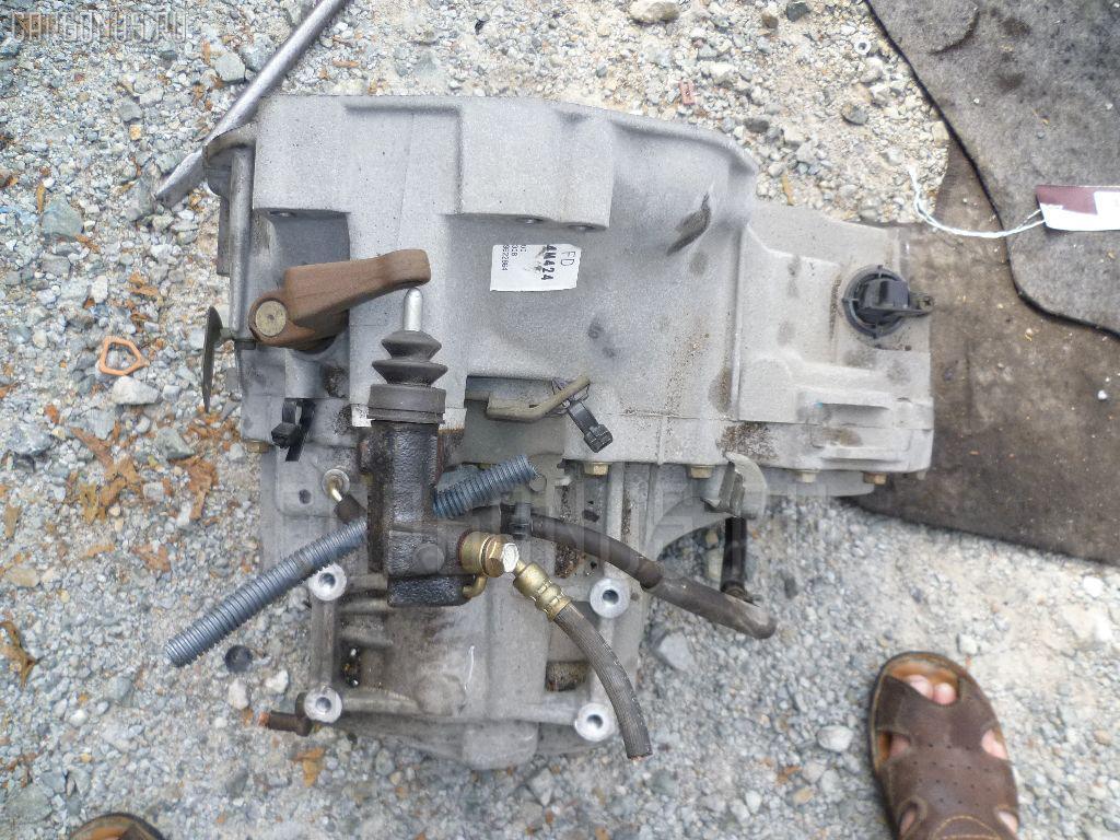 КПП механическая NISSAN SUNNY FB15 QG15DE. Фото 10