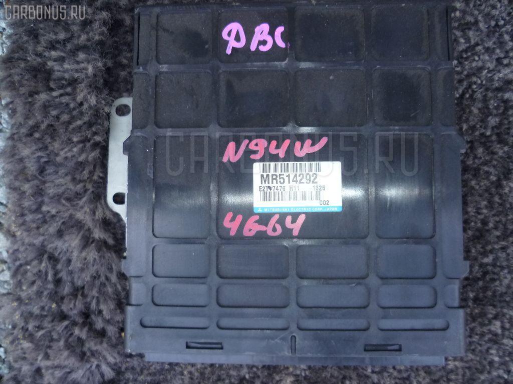 Двигатель MITSUBISHI CHARIOT GRANDIS N94W 4G64. Фото 5