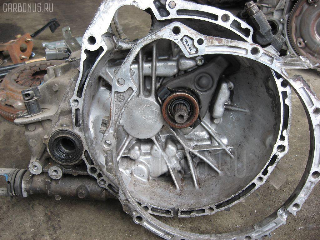 КПП механическая NISSAN AD VAN VEY11 YD22DD. Фото 8