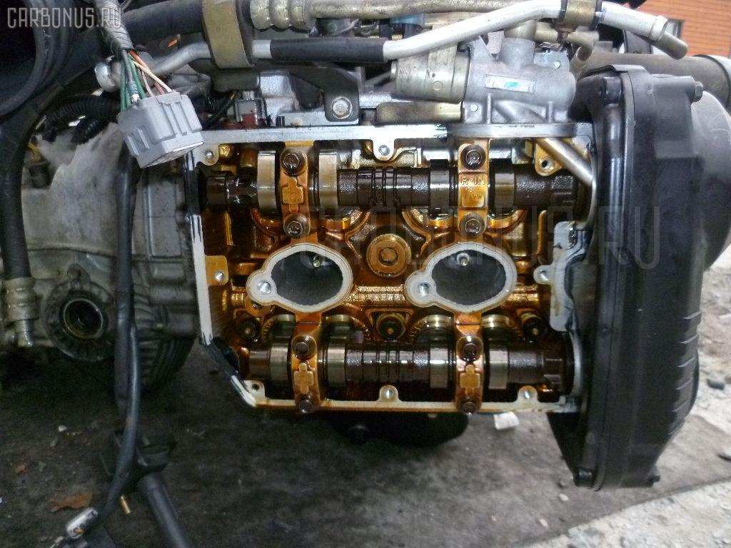 Двигатель SUBARU LEGACY B4 BE5 EJ204. Фото 1