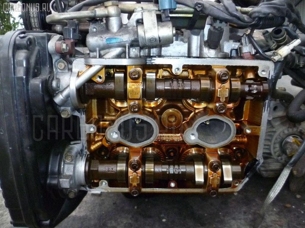 Двигатель SUBARU LEGACY B4 BE5 EJ204. Фото 2