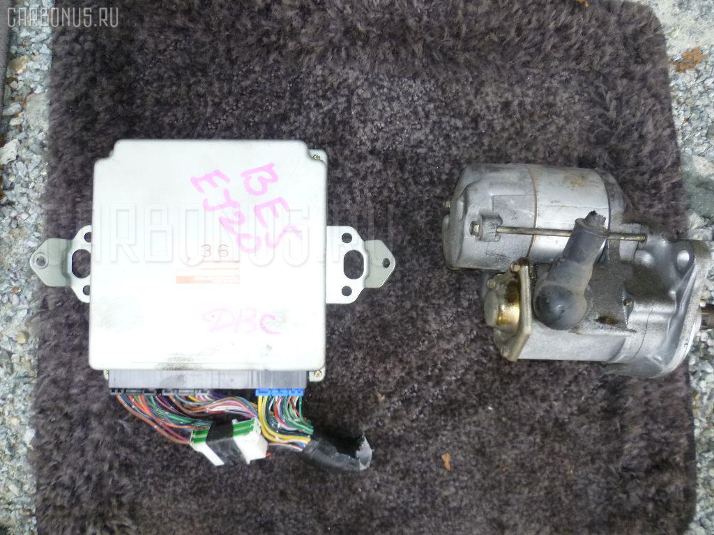 Двигатель SUBARU LEGACY B4 BE5 EJ204. Фото 5