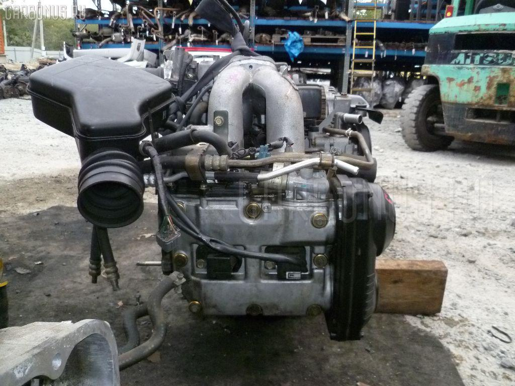 Двигатель SUBARU LEGACY B4 BE5 EJ204. Фото 7