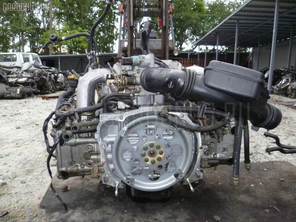 Двигатель SUBARU LEGACY B4 BE5 EJ204. Фото 8