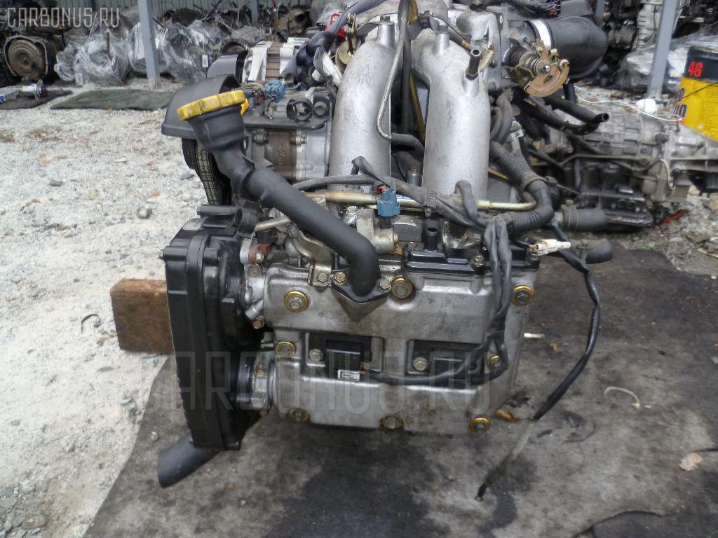 Двигатель SUBARU LEGACY B4 BE5 EJ204. Фото 9