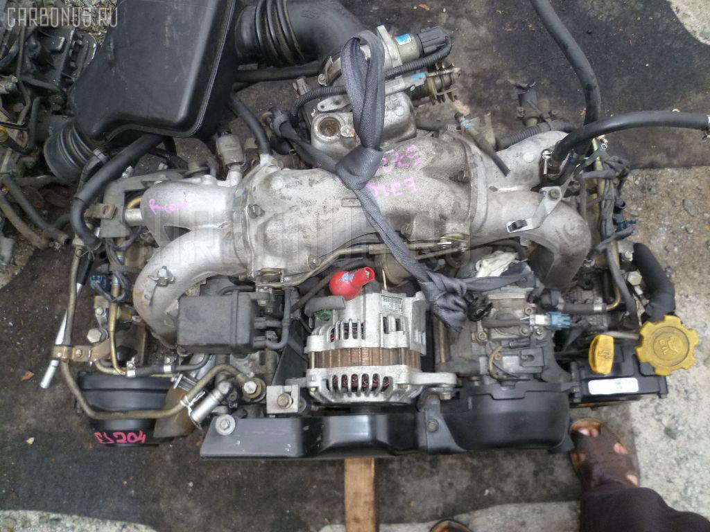 Двигатель SUBARU LEGACY B4 BE5 EJ204. Фото 10