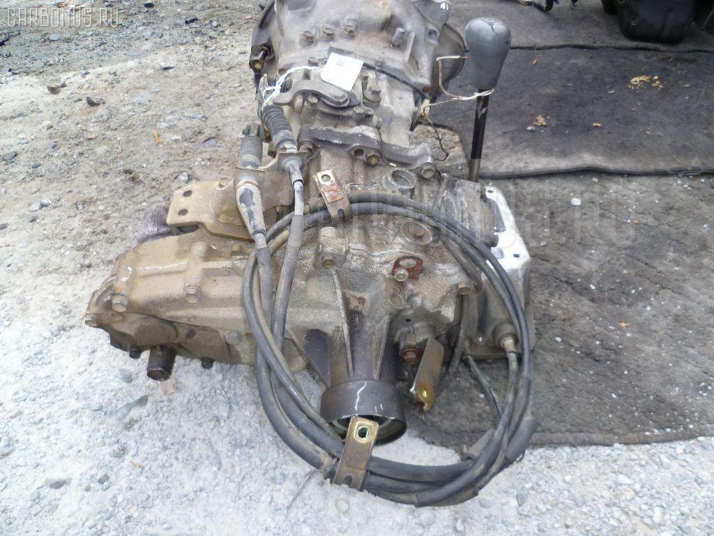 КПП механическая DAIHATSU TERIOS KID J111G EF-DEM Фото 3