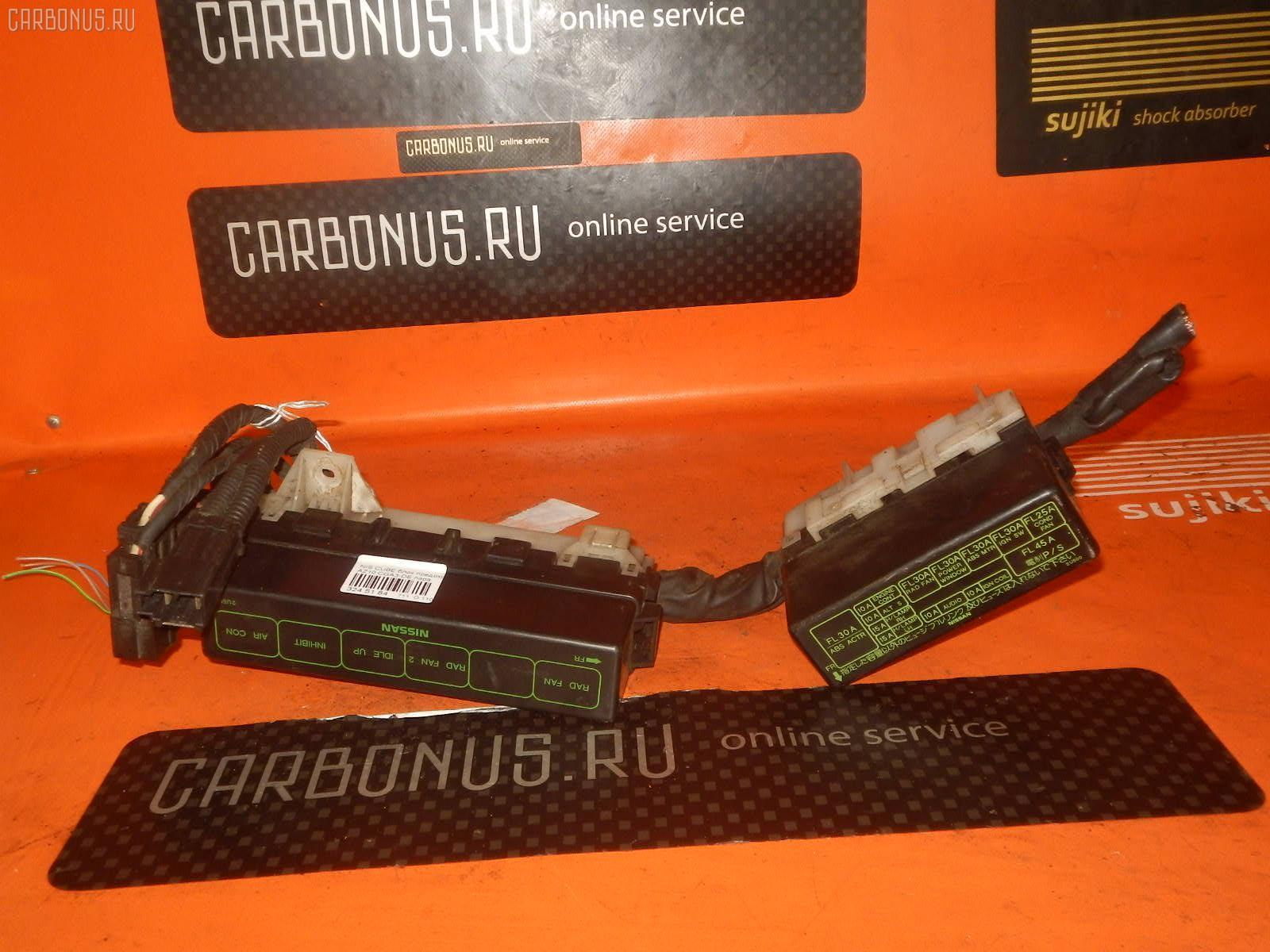 Блок предохранителей NISSAN CUBE AZ10 CGA3DE. Фото 5
