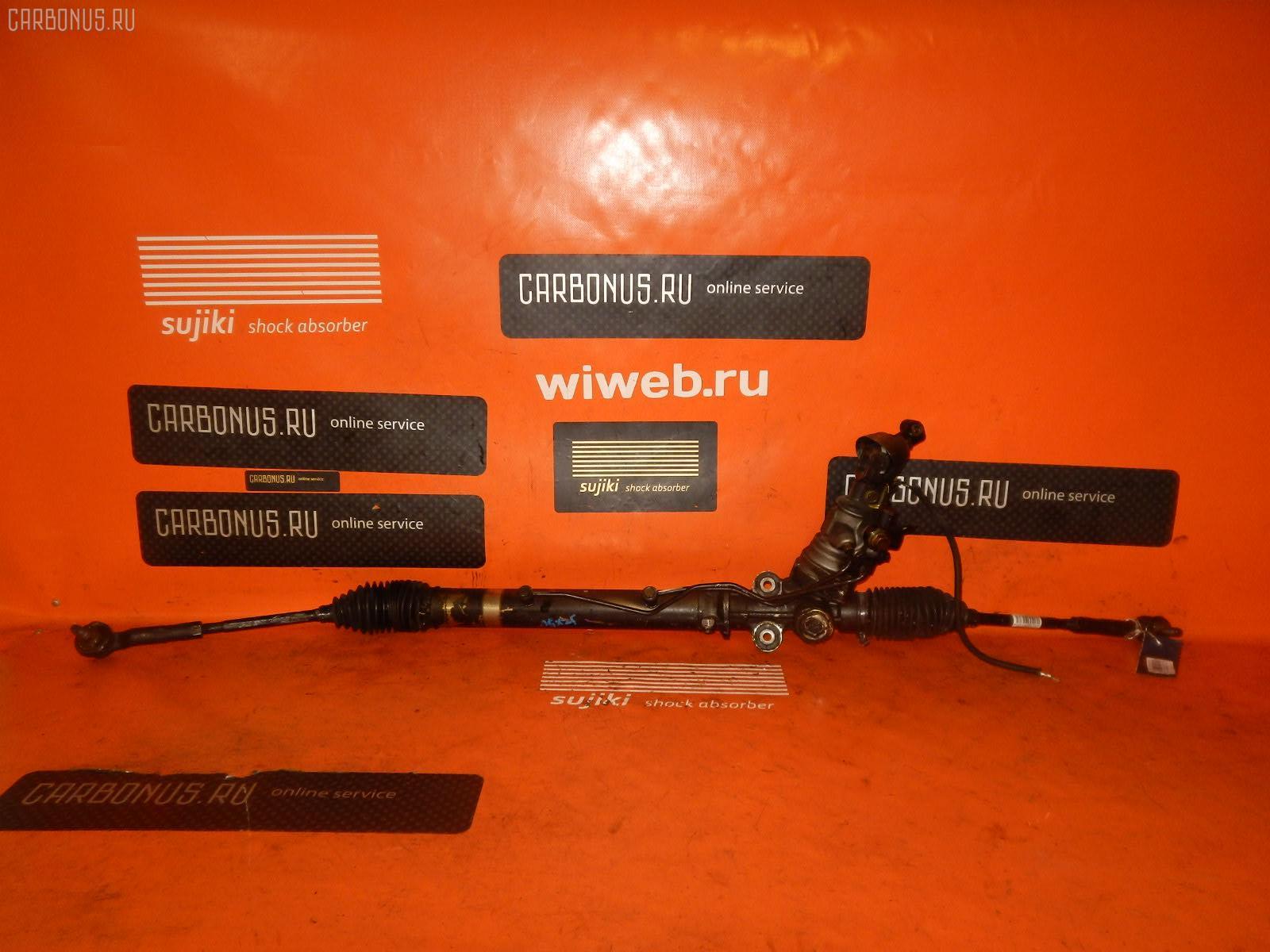 Рулевая рейка TOYOTA JZX90 1JZ-GE. Фото 3
