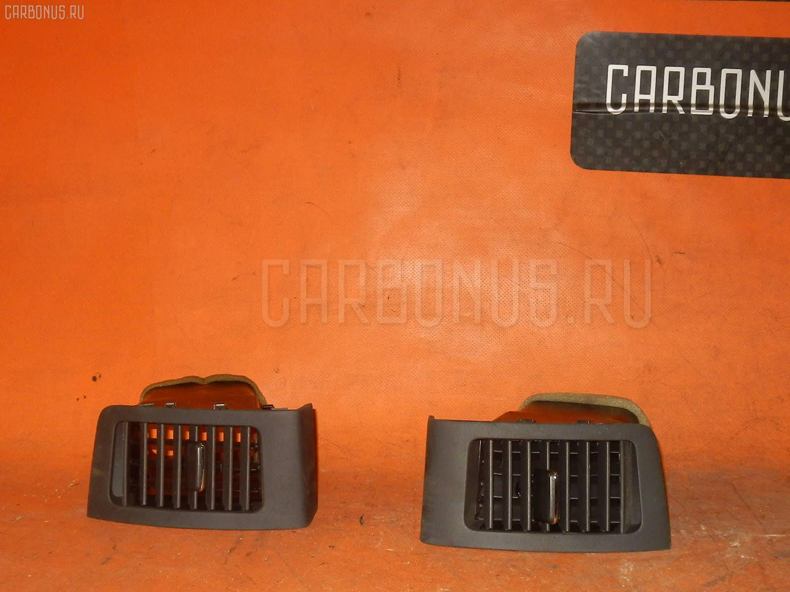 Блок управления климатконтроля Toyota Corolla spacio NZE121N 1NZ-FE Фото 1