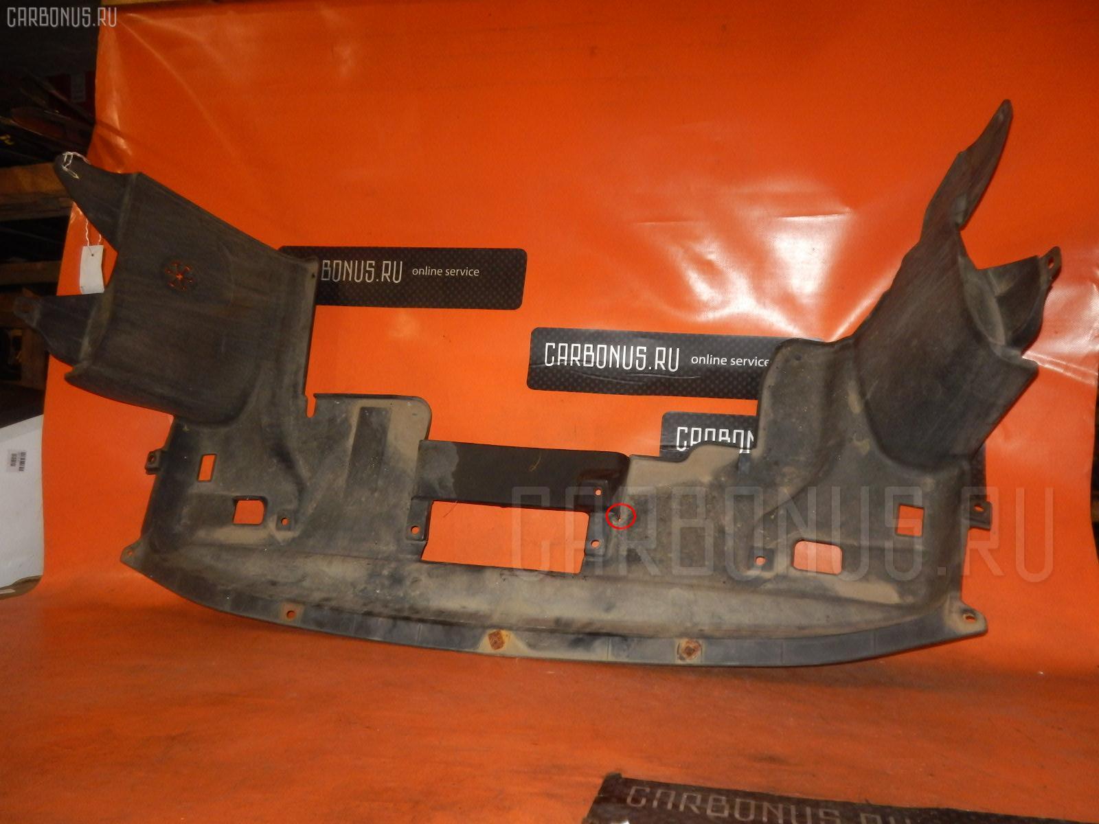 Защита двигателя HONDA STEPWGN RF3 K20A. Фото 3