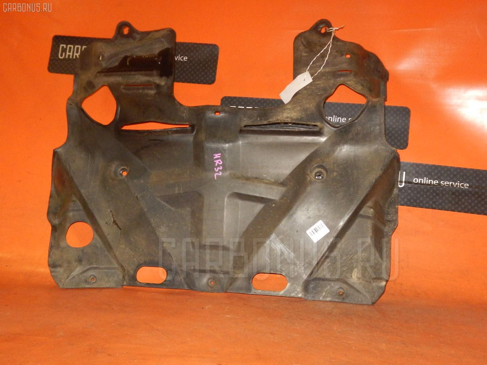Защита двигателя NISSAN SKYLINE HR32 RB20DE Фото 1