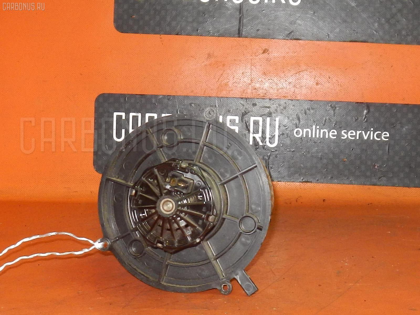 Мотор печки SUZUKI WAGON R MC21S. Фото 1