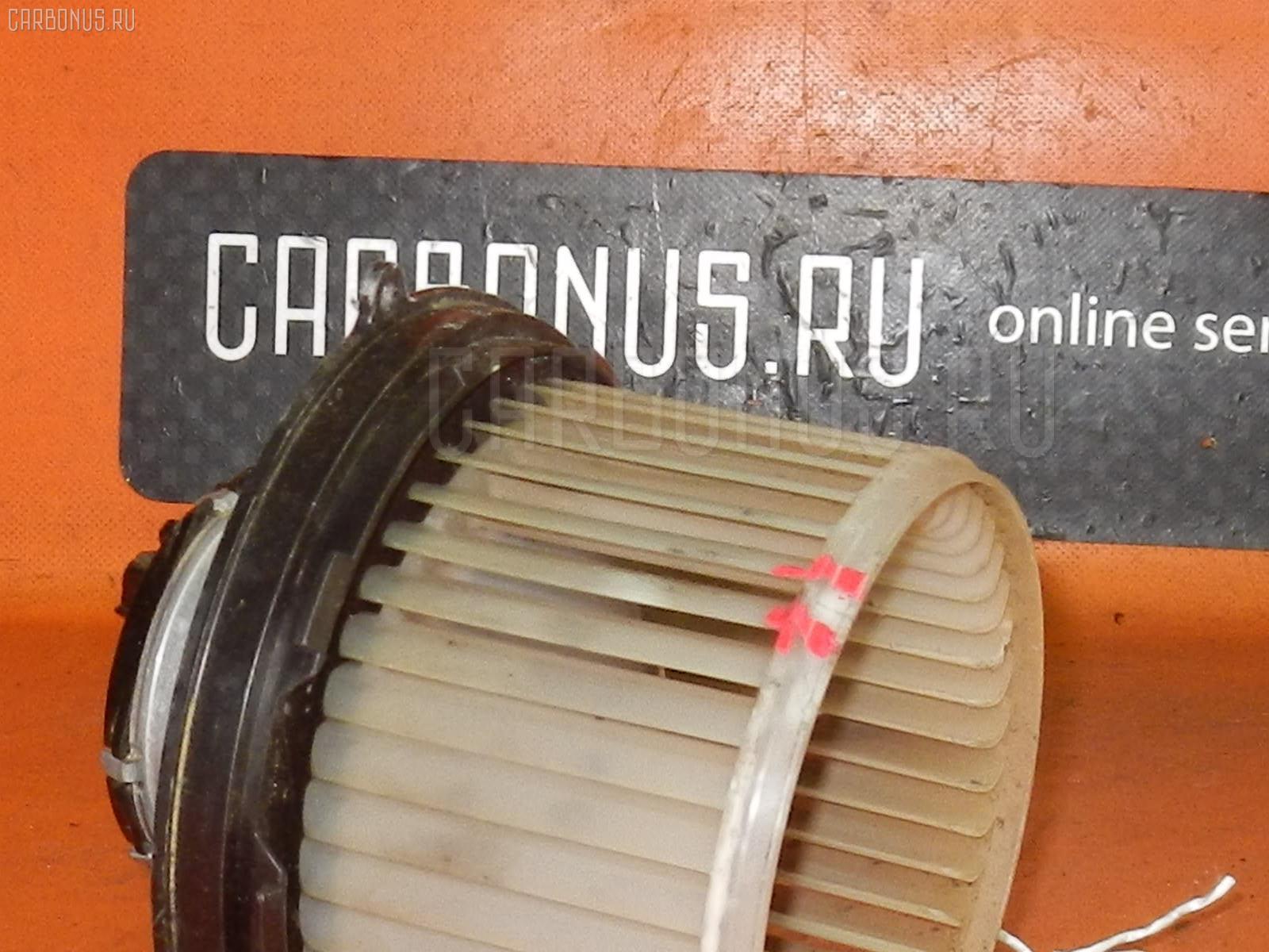 Мотор печки SUZUKI WAGON R MC21S. Фото 3