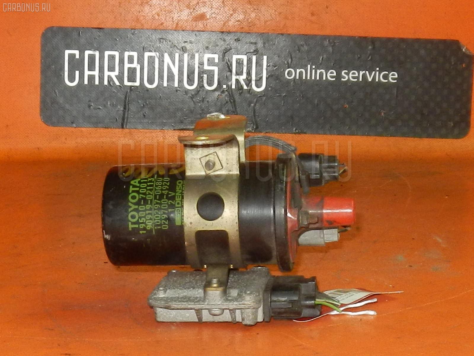 Катушка зажигания TOYOTA MARK II GX100 1G-FE. Фото 10