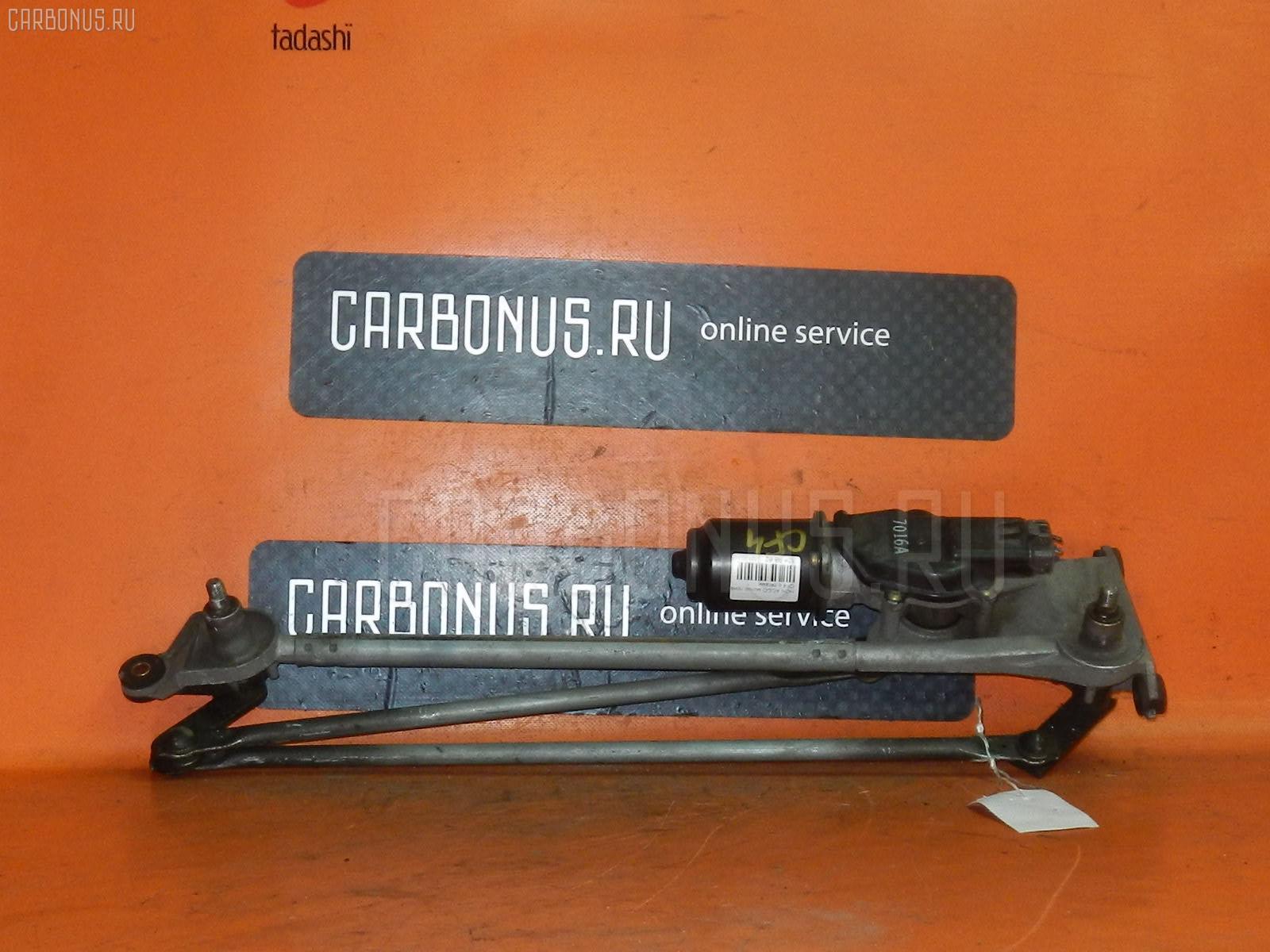 Мотор привода дворников HONDA ACCORD CF4. Фото 2