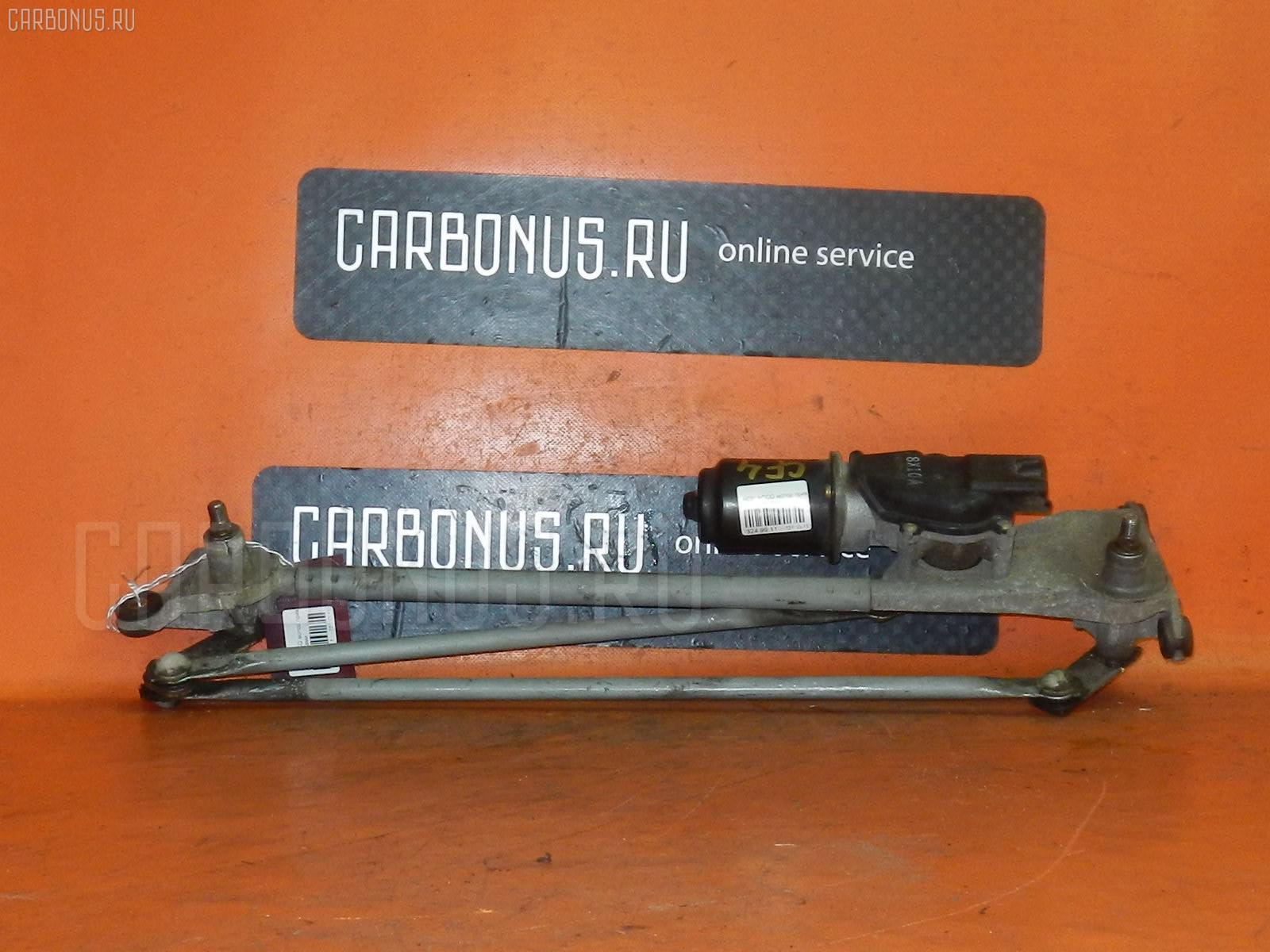 Мотор привода дворников HONDA ACCORD CF4. Фото 4