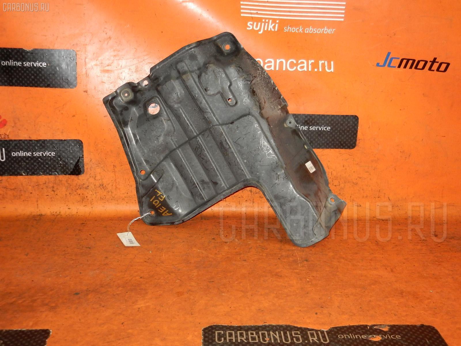 Защита двигателя TOYOTA COROLLA LEVIN AE101 4A-FE Фото 1