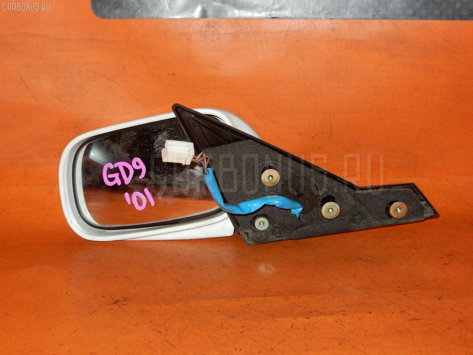 Зеркало двери боковой SUBARU IMPREZA WRX GD9 Фото 2