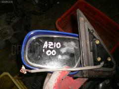 Зеркало двери боковой NISSAN CUBE AZ10 Фото 1