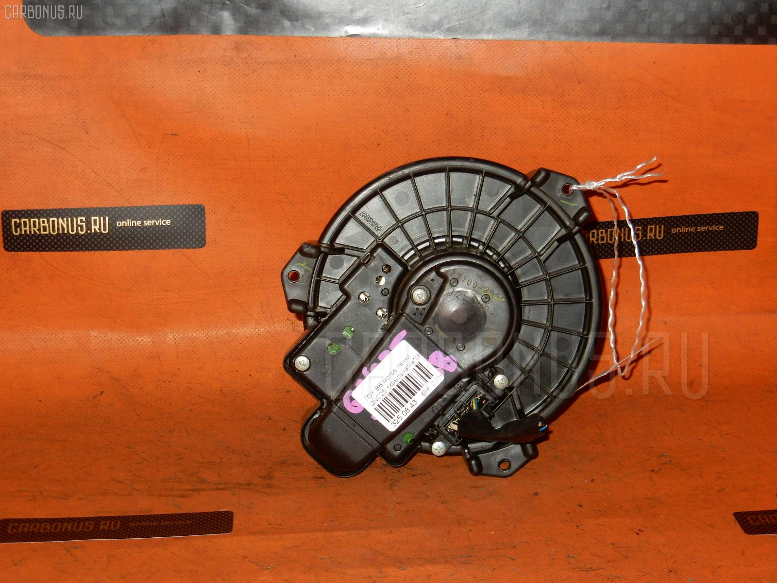 Мотор печки TOYOTA BB QNC20. Фото 1