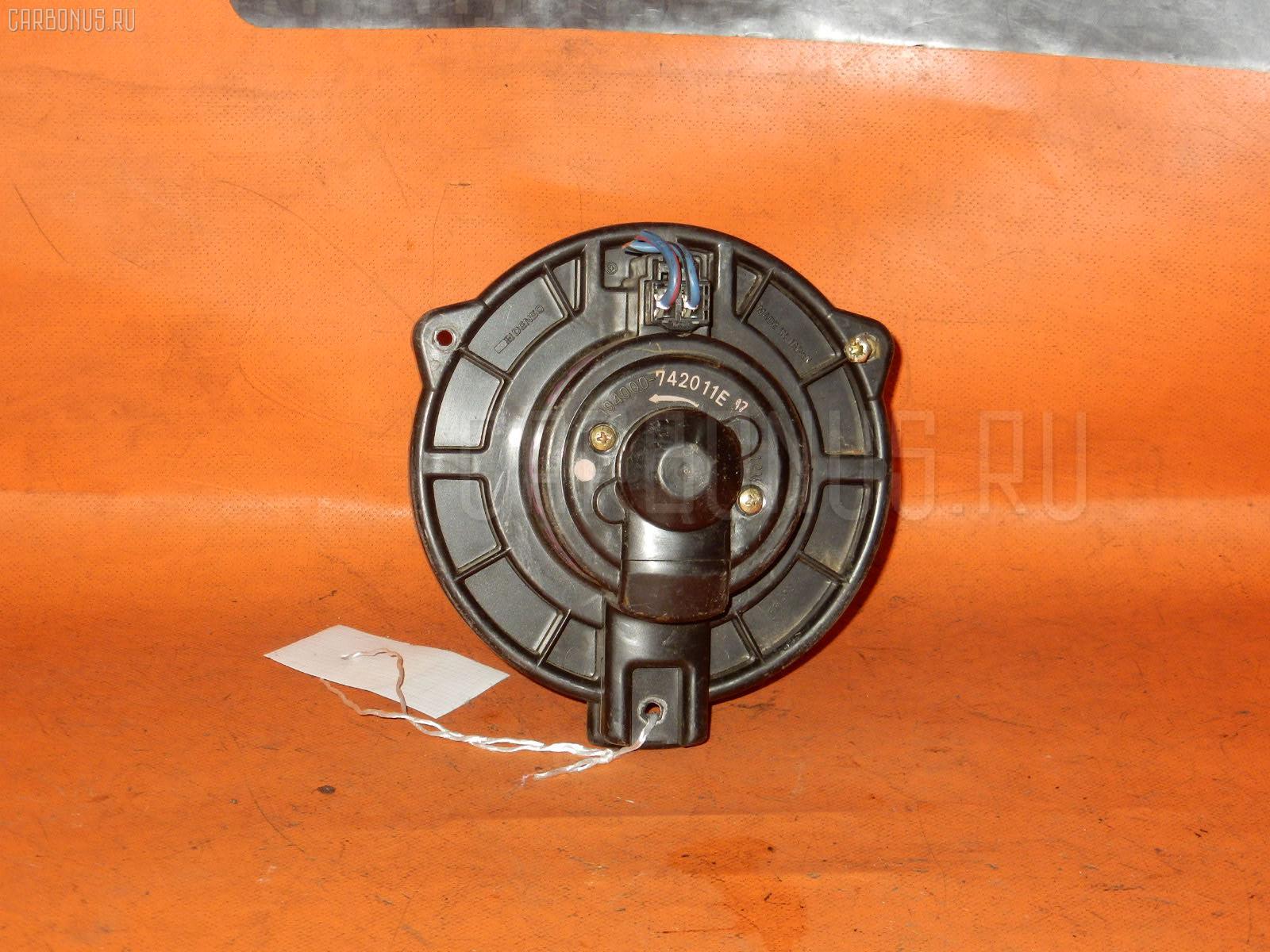 Мотор печки TOYOTA PROBOX NCP51V. Фото 6
