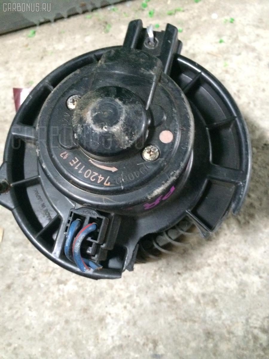 Мотор печки TOYOTA PROBOX NCP51V. Фото 4