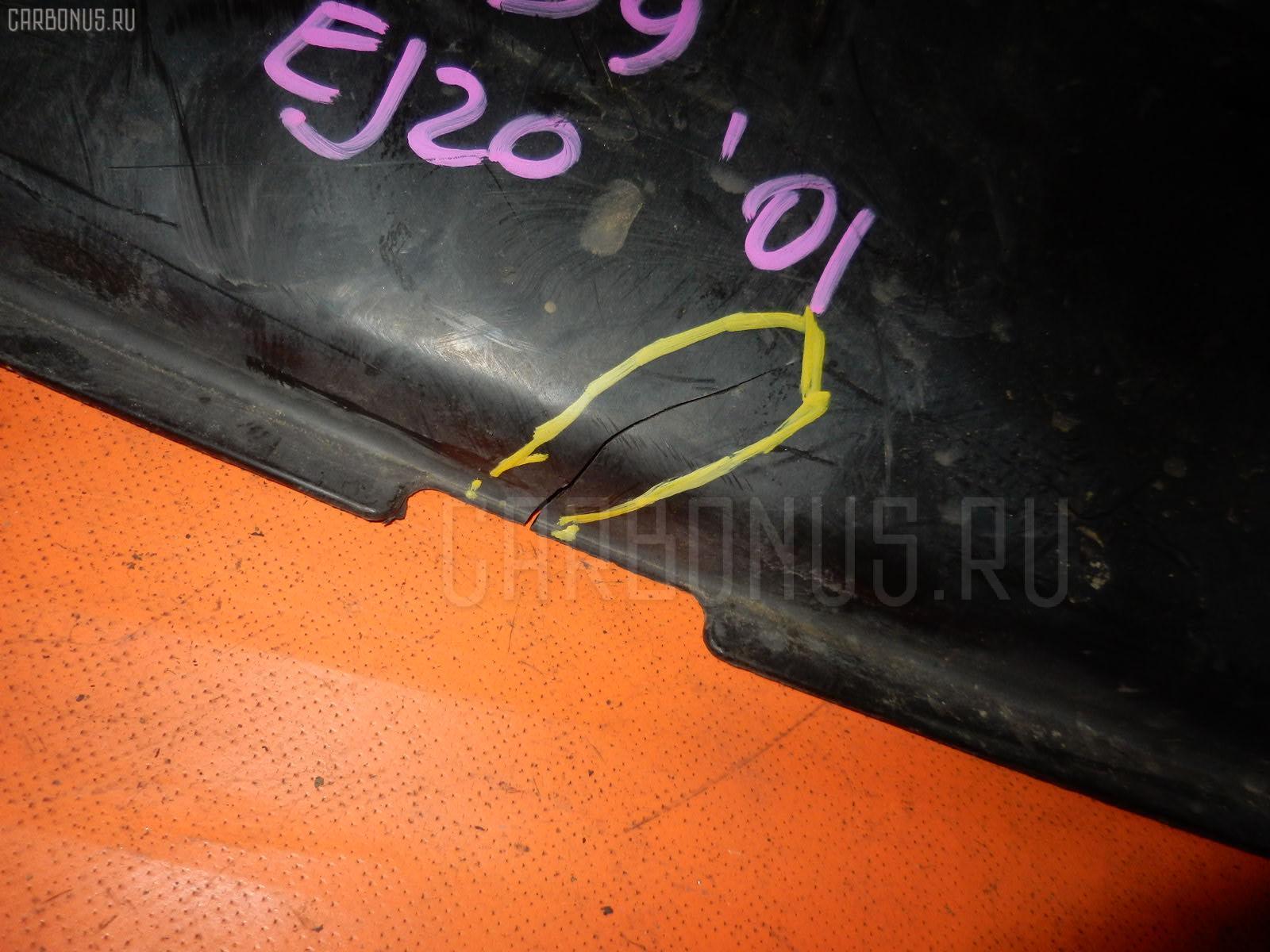 Защита двигателя SUBARU IMPREZA WRX GD9 EJ20 Фото 1