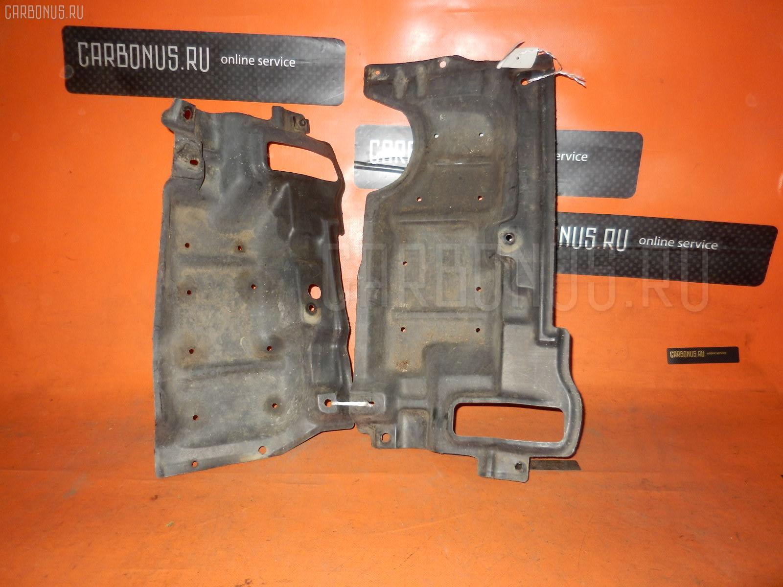 Защита двигателя TOYOTA ALLION AZT240 1AZ-FSE Фото 1