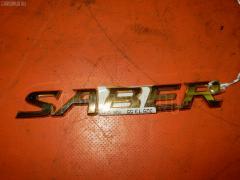 Эмблема HONDA SABER UA2 Фото 1