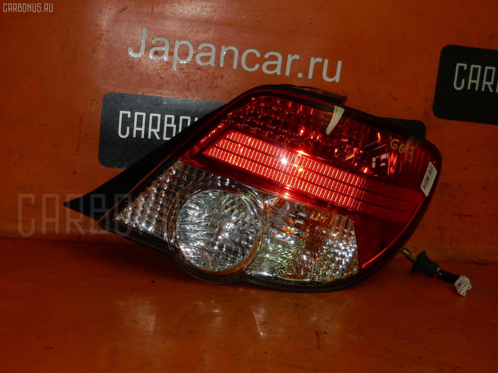 Стоп Subaru Impreza wagon GG3 Фото 1
