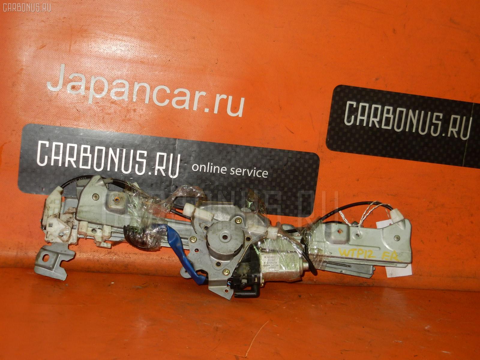 Стеклоподъемный механизм Nissan Primera wagon WTP12 Фото 1