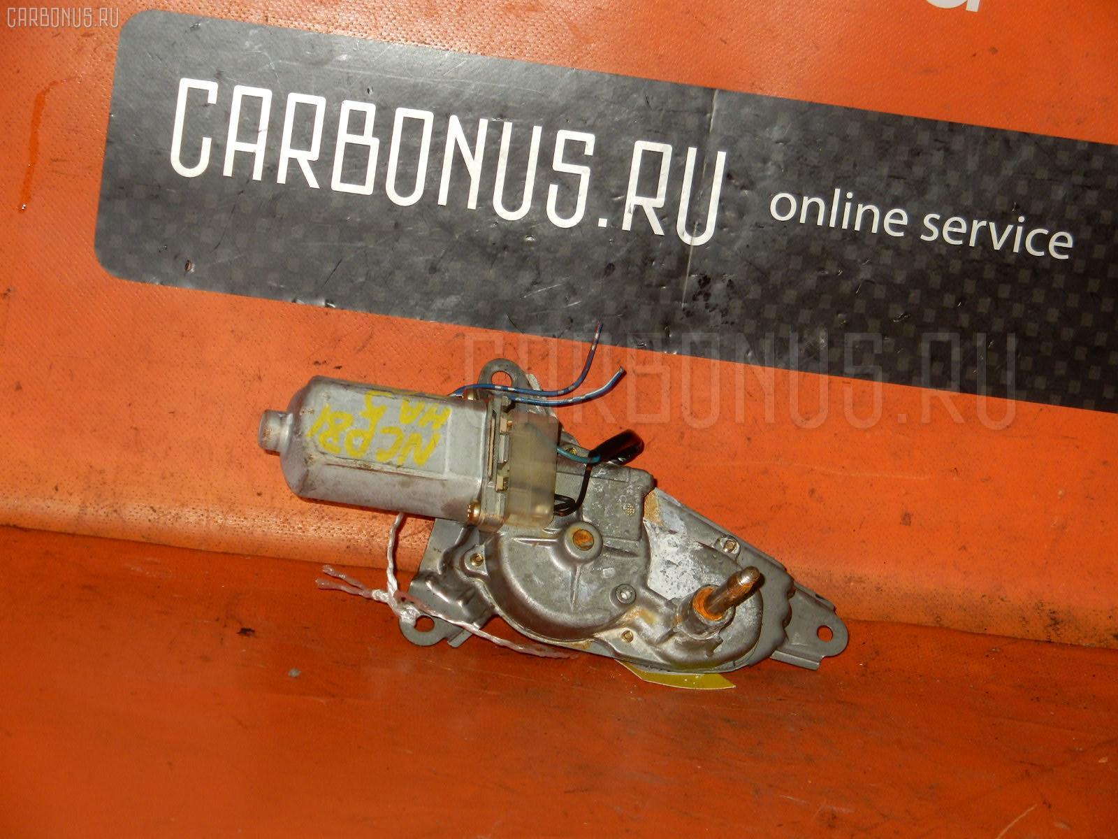 Мотор привода дворников Toyota Sienta NCP81G Фото 1