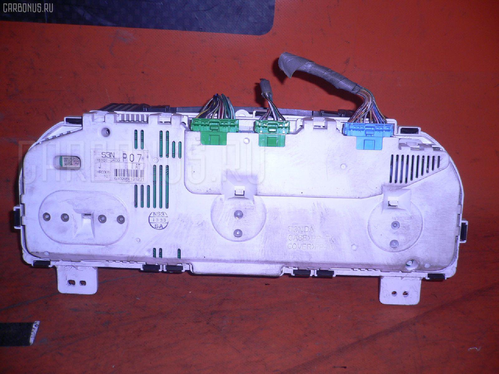 Спидометр HONDA ODYSSEY RA6 F23A. Фото 5