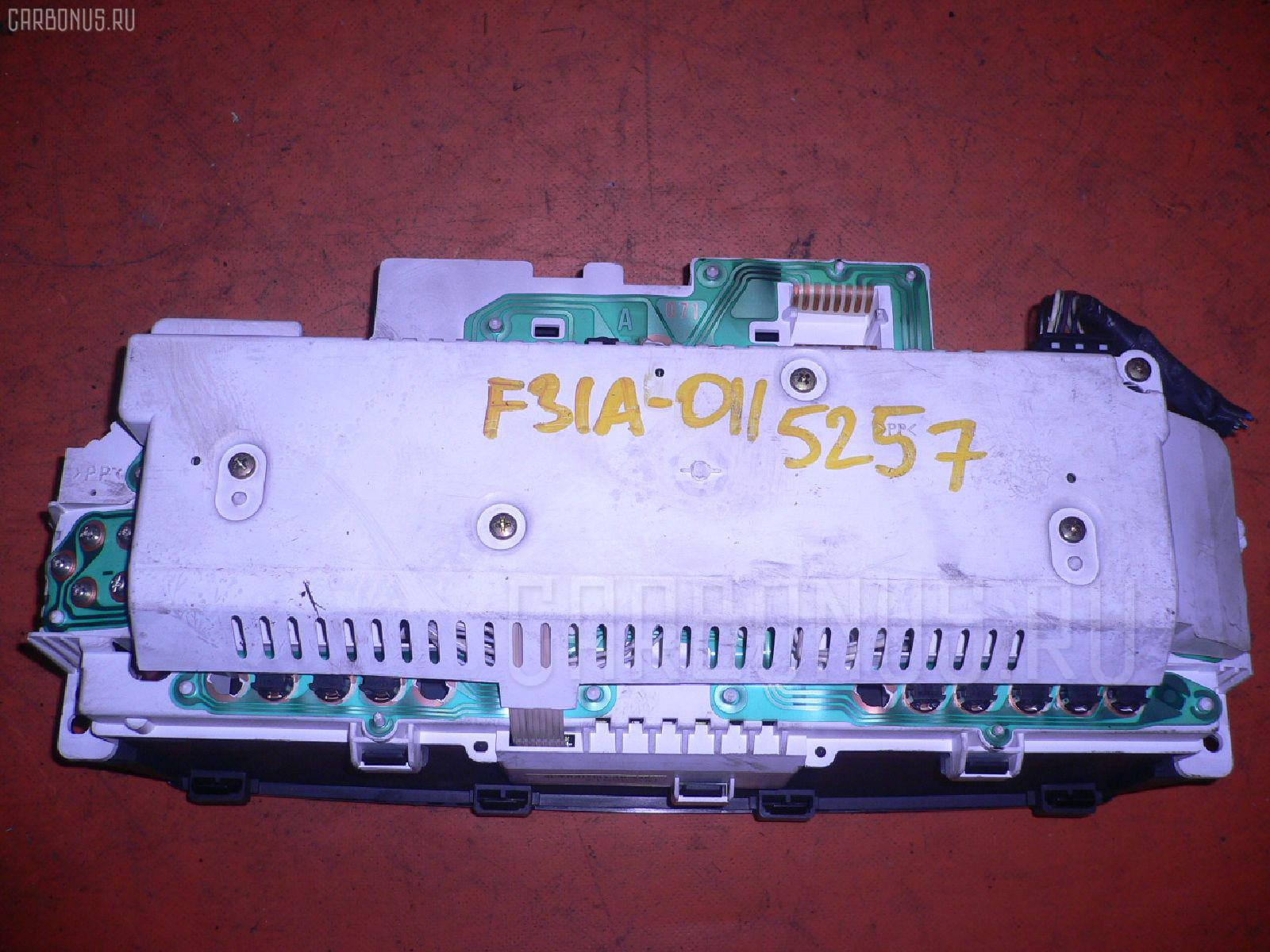 Спидометр MITSUBISHI DIAMANTE F31A 6G73. Фото 4