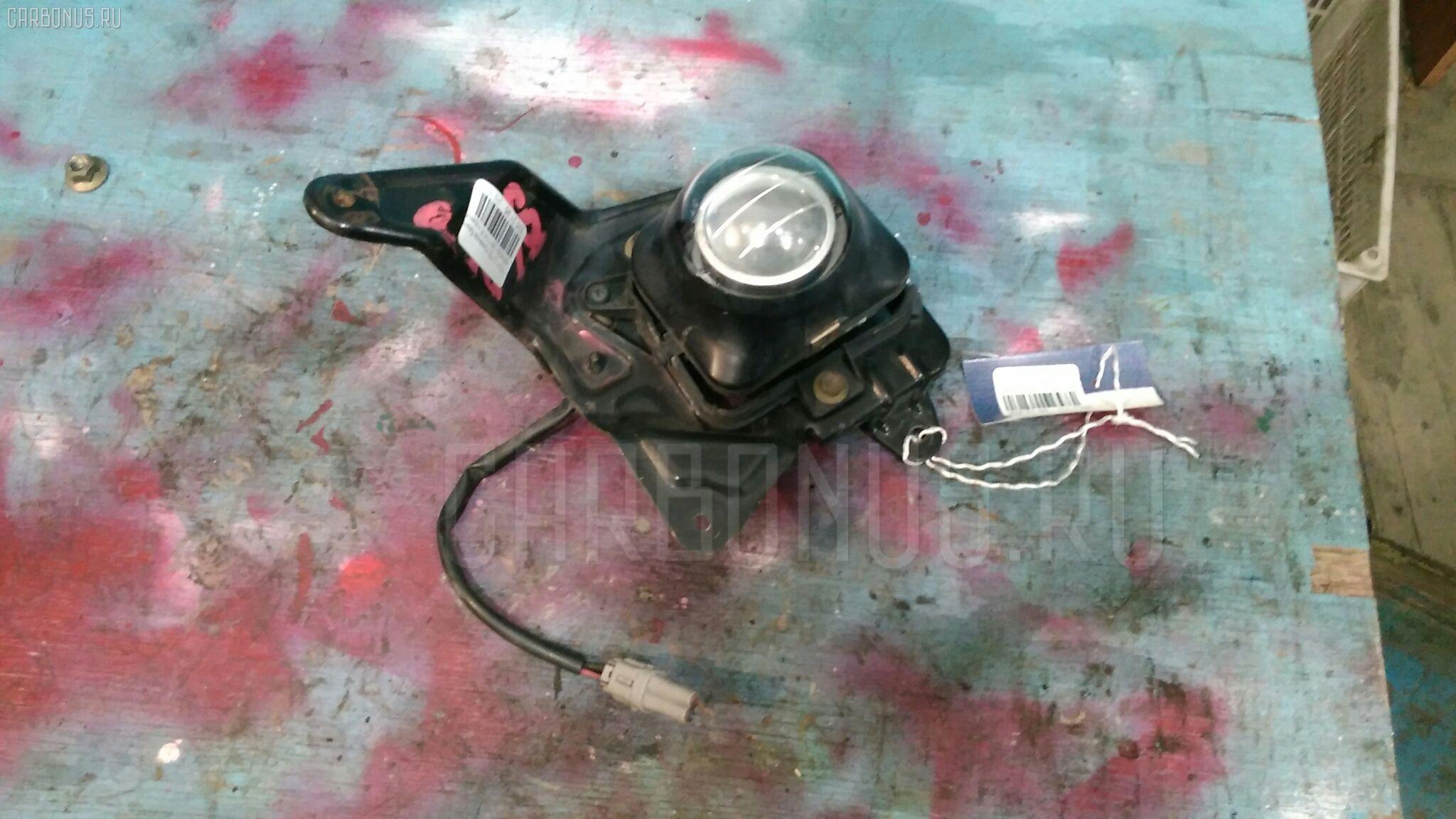 Туманка бамперная Toyota Lite ace noah SR40G Фото 1