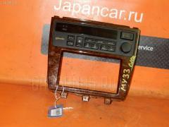 Блок управления климатконтроля NISSAN GLORIA MY33 VQ25DE Фото 1