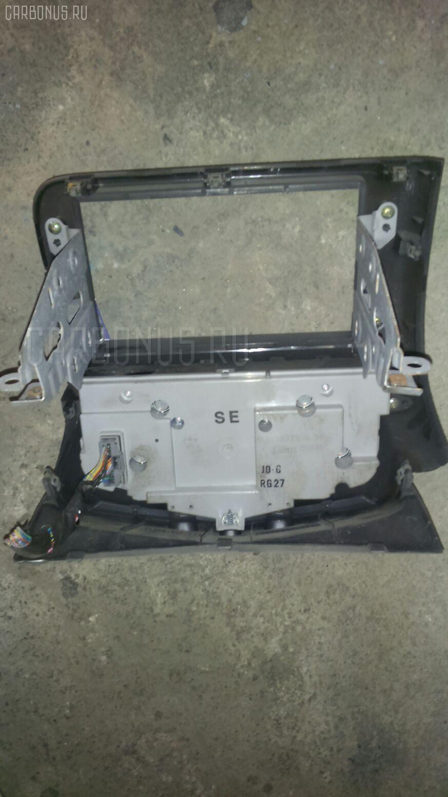 Блок управления климатконтроля Honda Fit GD1 L13A Фото 1