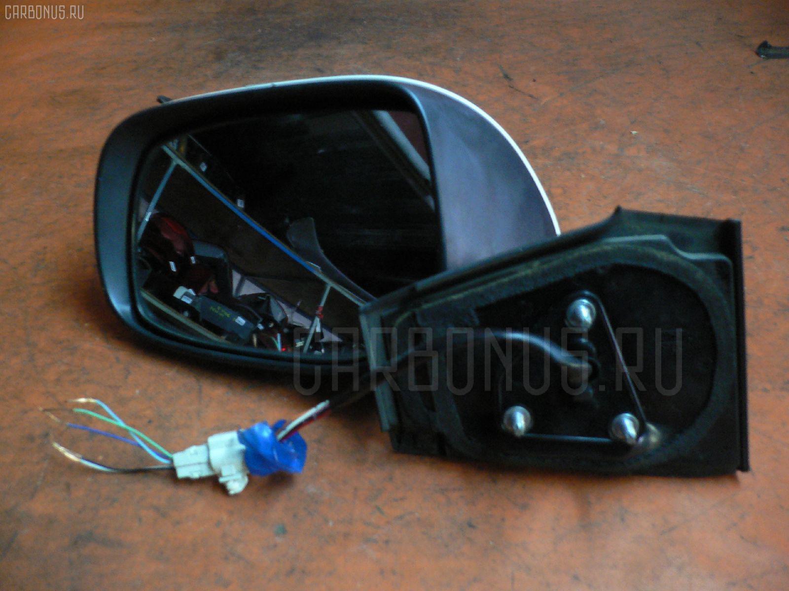 Зеркало двери боковой TOYOTA VITZ KSP90. Фото 8