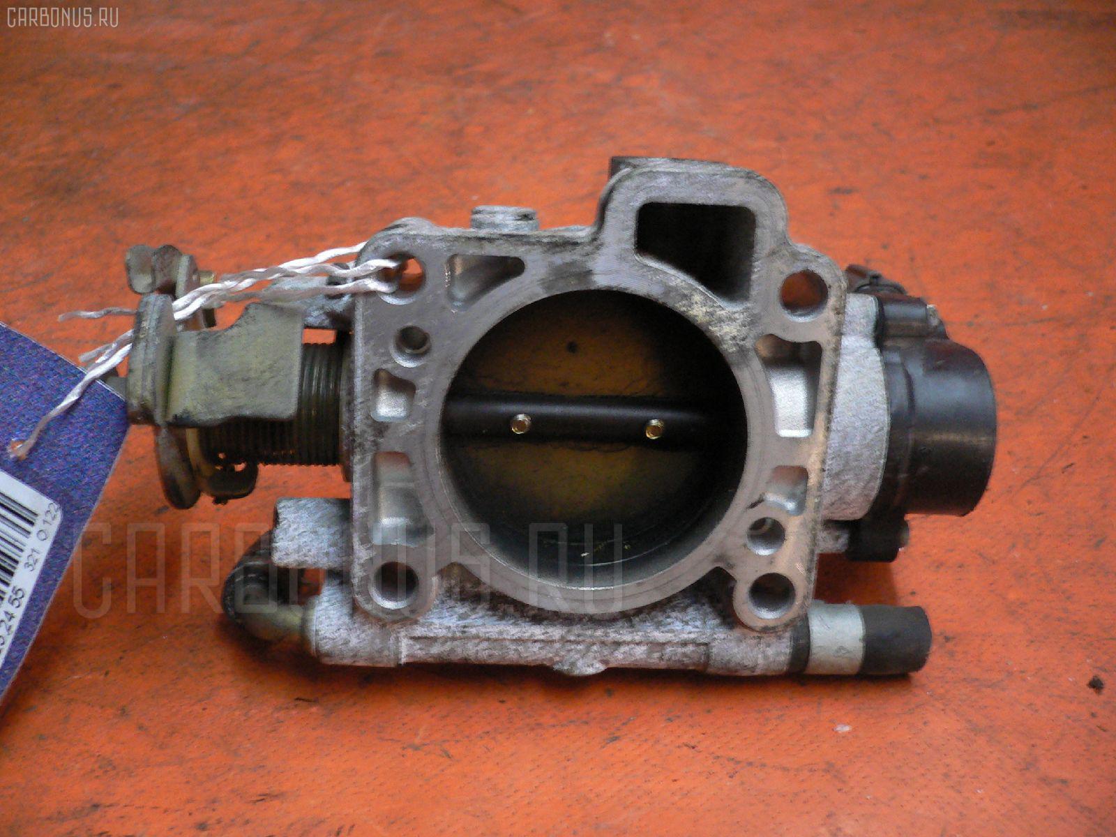Дроссельная заслонка NISSAN LAUREL HC35 RB20DE. Фото 3