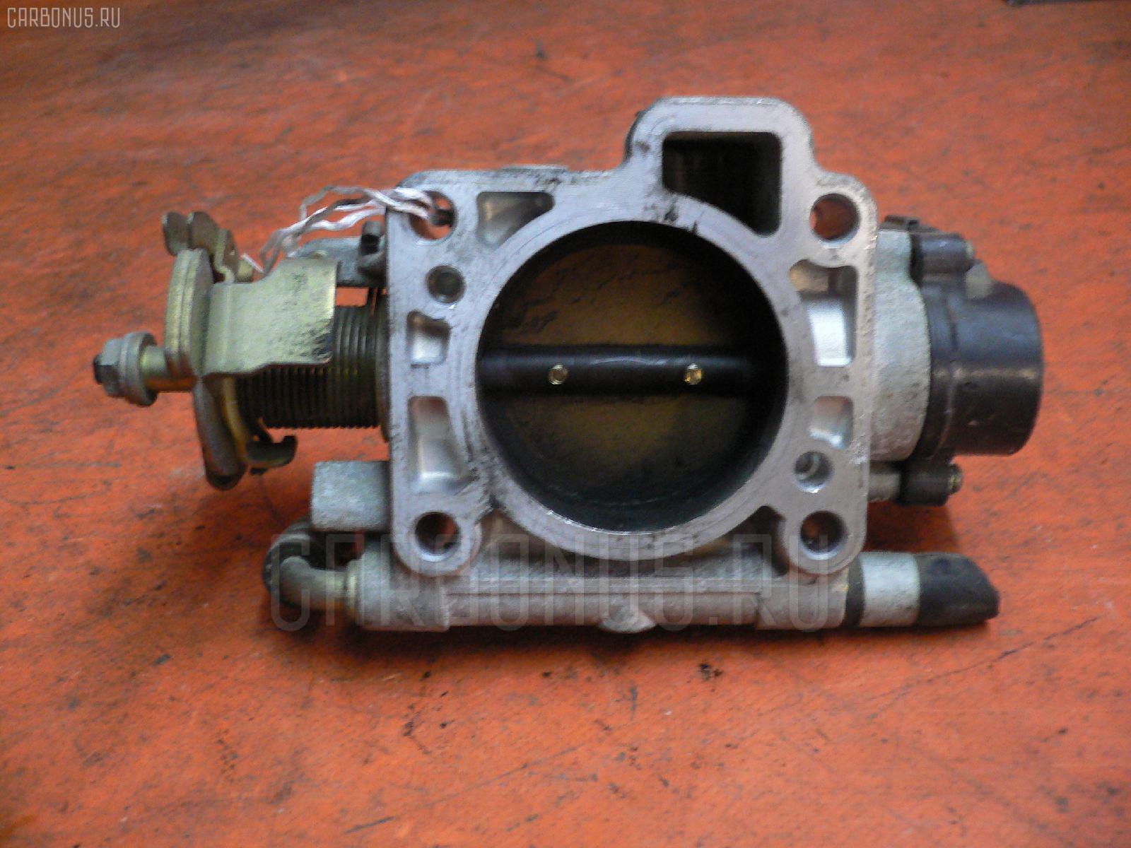 Дроссельная заслонка NISSAN LAUREL HC35 RB20DE. Фото 5