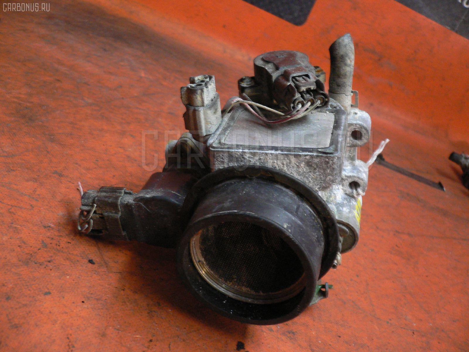 Дроссельная заслонка NISSAN CUBE AZ10 CGA3DE Фото 2