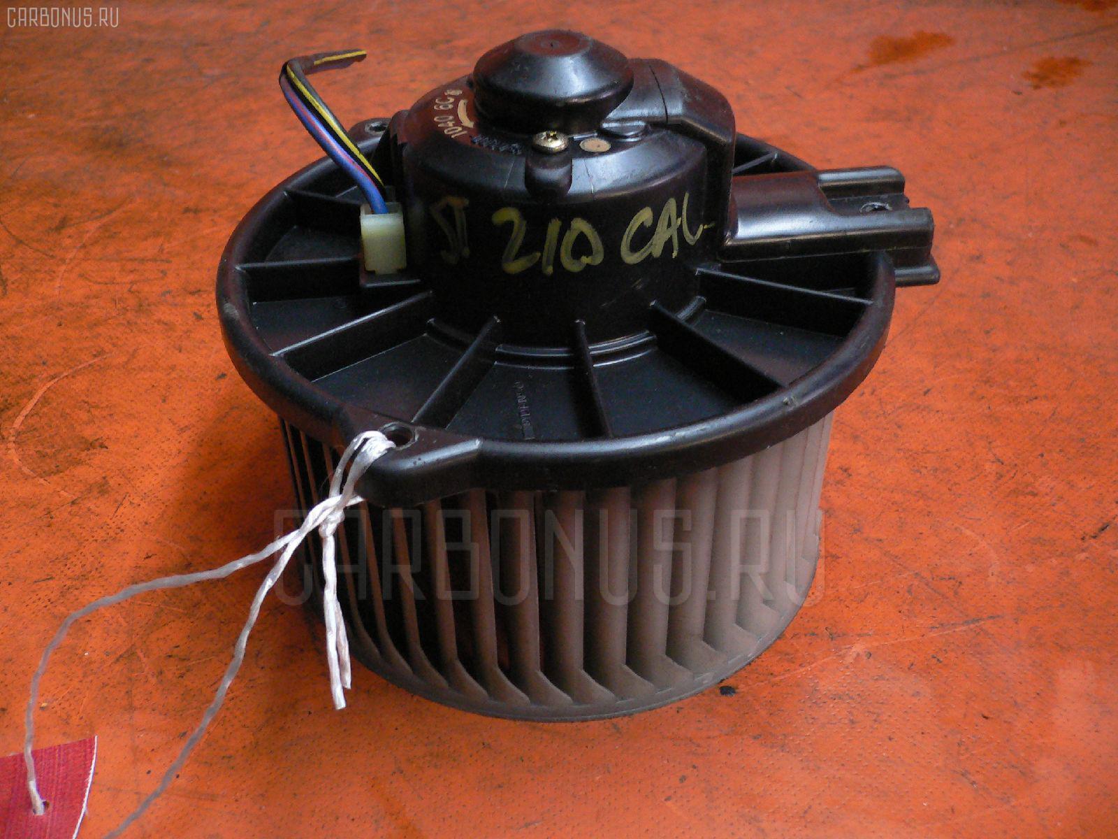 Мотор печки TOYOTA CALDINA ST210G. Фото 7
